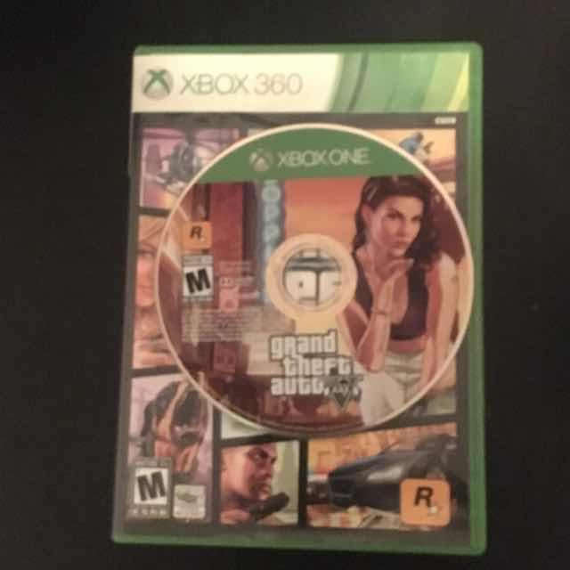 SELLING GTA FIVE (CHEAP!) - XBox One Games (Like New) - Gameflip