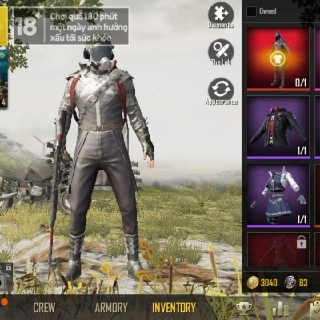 PUBG MOBILE ACCOUNT   WEAPON MASTER   SEASON 5   5 SKINS SET, 10 WEAPONS AND 2 CARS SKINS   VIETNAM SERVER