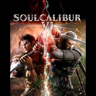 Soulcalibur VI (Instant Delivery) | Steam