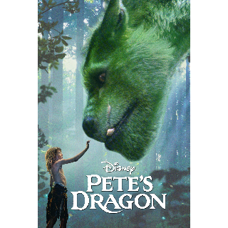 Pete's Dragon (HDX | Google Play | MA Port)