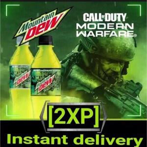 Call of duty Modern warfare 2XP 3 hour