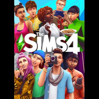 THE SIMS 4 GAME ORIGIN (AUTO DELIVERY)