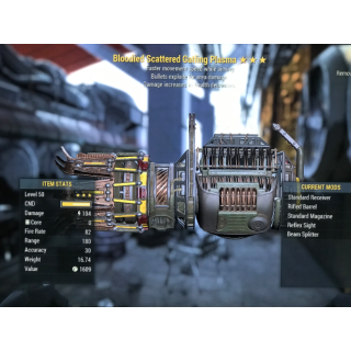 Weapon | Be gatling fm
