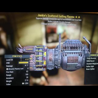 Weapon | Je gat plasma