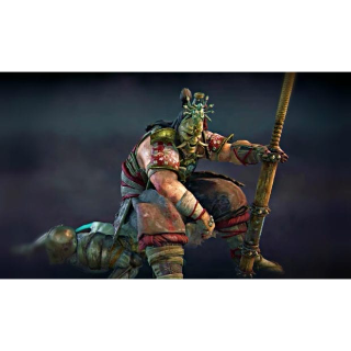 I will Teach you For honor