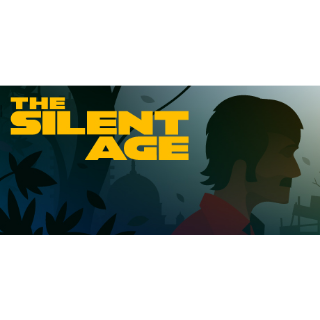 🔑 The Silent Age KEY CODE + 1 BONUS GIFT [ ✈ INSTANT DELIVERY⚡️   STEAM   GLOBAL ]