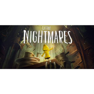 🔑 Little Nightmares KEY CODE + 1 BONUS GIFT 🔑 [ ✈ INSTANT DELIVERY⚡️   STEAM   GLOBAL ]