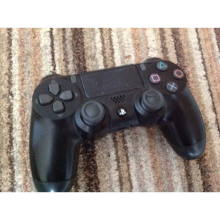 Sony PS4 controller jet black