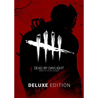 Dead by Daylight Deluxe Edition Steam Key Global ✔INSTANT DELIVERY✔