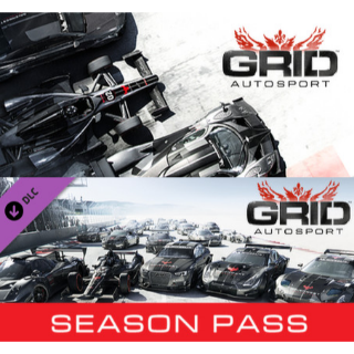 Grid Autosport + Season Pass Steam Key [INSTANT DELIVERY]
