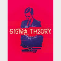 Sigma Theory Cold War (INSTANT DELIVERY)