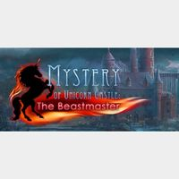 Mystery of Unicorn Castle: The Beastmaster (STEAM KEY)(INSTANT DELIVERY)