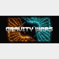 Gravity Wars (STEAM KEY) (INSTANT DELIVERY)