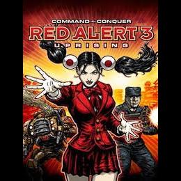 Command & Conquer: Red Alert 3 - Uprising Origin Key