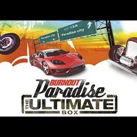 Burnout Paradise: The Ultimate Box Origin Key
