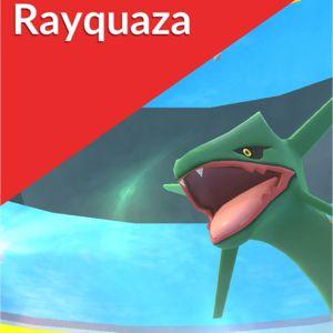 Bundle | Rayquaza Raid x1