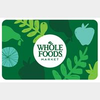 $10.00 Whole Foods Market-EE.UU-Canada-INSTANT DELIVERY