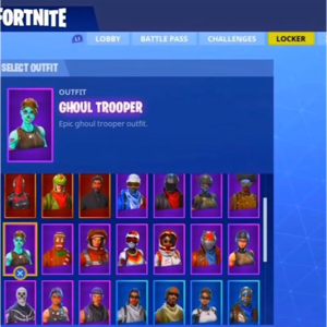 Bundle | Random fortnite account