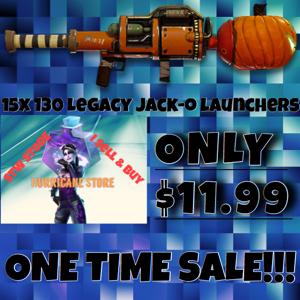 Jack O Launcher | 15—130 Legacy Jack-O launchers