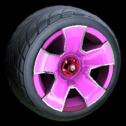 Fireplug | Pink