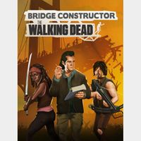 Bridge Constructor: The Walking Dead EU  | Instant Delivery
