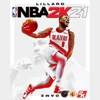 NBA 2K21 Steam global key
