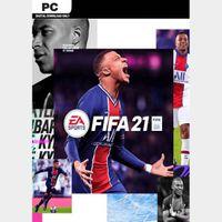 FIFA 21 PC Origin Global Key