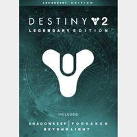 Destiny 2   Legendary Edition (PC) - Steam Key - GLOBAL