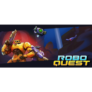 Roboquest Game + Soundtrack Steam Key