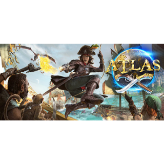 ATLAS steam key auto delivery