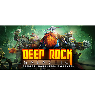 Deep Rock Galactic Humble Bundle Steam Key