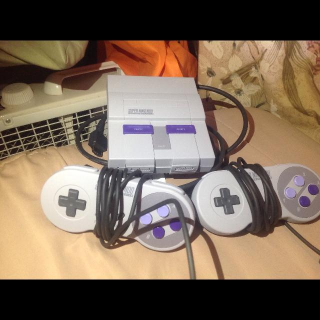 Super Nintendo Classic Edition - Super NES Consoles (Good