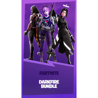 Fortnite - DarkFire Bundle - Xbox 1