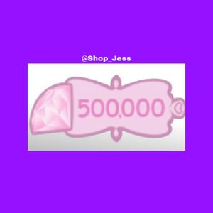 Limited | 500k Diamonds- RH