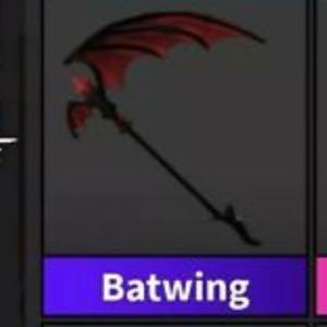 Batwing murder mystery