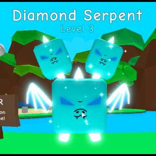 Pet | LIMITED DIAMOND SERPENT