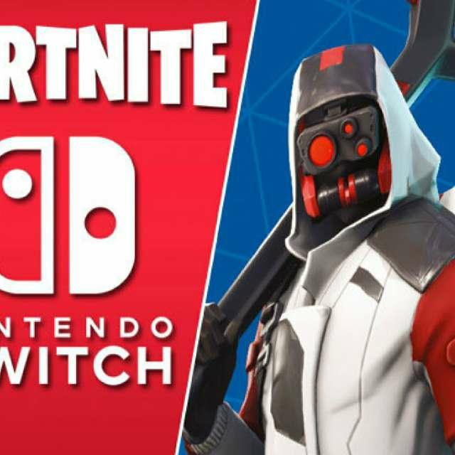 nintendo switch fortnite edition target