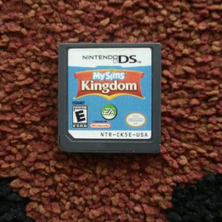 My Sims Kingdom Ds Game