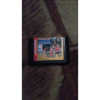 Tecmo Super NBA Basketball  (Sega Genesis, 1993