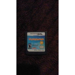 Ea Playground Nintendo Ds