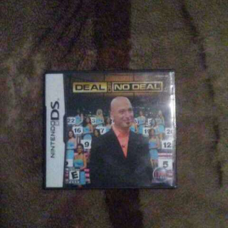 Deal or No Deal: Special Edition - Nintendo DS Video Game