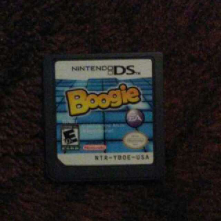 Boogie To The Beat Nintendo DS Video Game