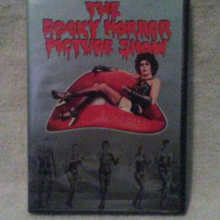 The Rocky Horror Pictrue Show Dvd