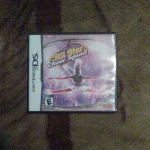 All Star Cheer Squad (Nintendo DS, 2008)