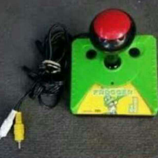 Frogger TV Arcade Game Plug and play