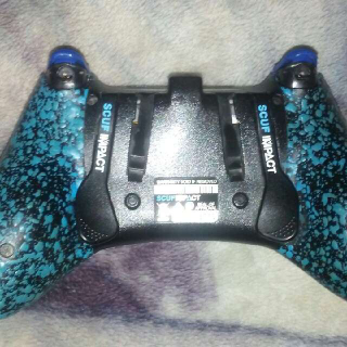 Scuff Impact PS4 Controller 4 button