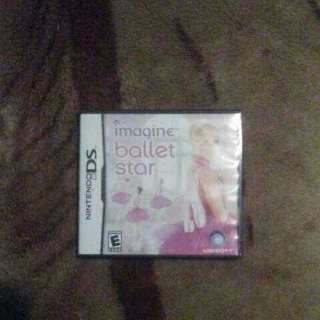 Imagine: Ballet Star (Nintendo DS, 2008)