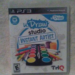 U Draw Studio Instant Artist Game