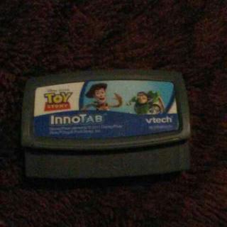 Toy Story Innotab Game