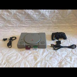 Sony PlayStation rare console